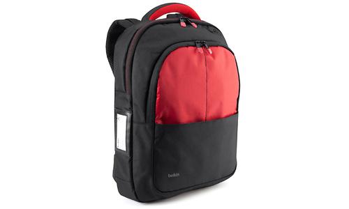 "Belkin Backpack Black/Red 13"""