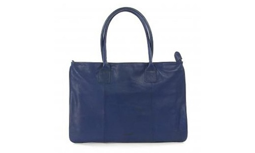 """Tucano One Premium Tote Bag 13"""" Blue"""