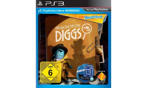 Wonderbook: Privatdetektiv Diggs (PlayStation 3)