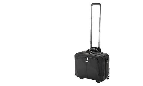"Dicota Multi Roller Trolley Case Black 15.6"""
