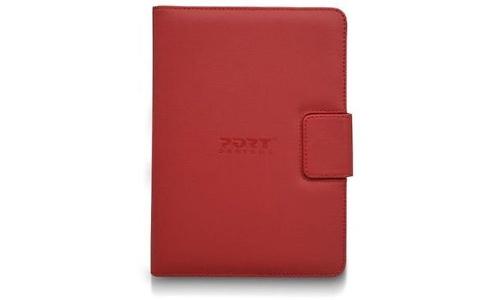 "Port Designs Muskoka Red Universal 7"""