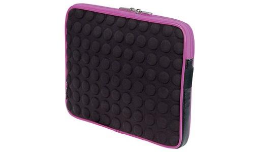 "Manhattan Tablet Bubble Case Black/Pink 10.1"""