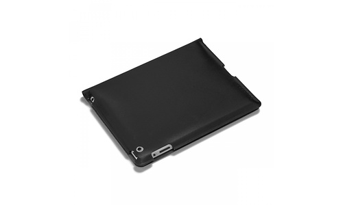 Dicota Leather Book Case Black (iPad 2/3/4)