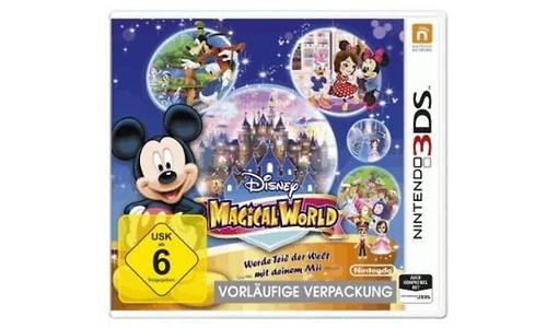 Magical World (Nintendo 3DS)