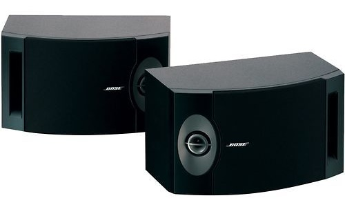 Bose 201 Series V Direct/Reflecting Speaker System Black
