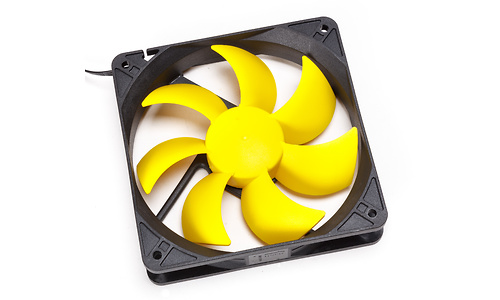 SilenX Effizio Quiet Fan Series 120mm