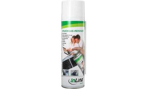 InLine Compressed Air Cleaner Spray 400ml