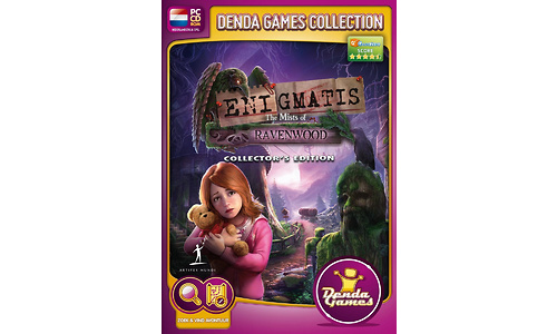 Enigmatis: The Mists of Ravenwood Collector's Edition (PC)
