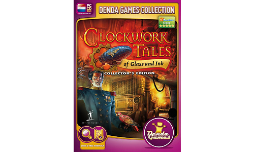 Clockwork Tales Of Glass and Ink Collector's Edition (PC)
