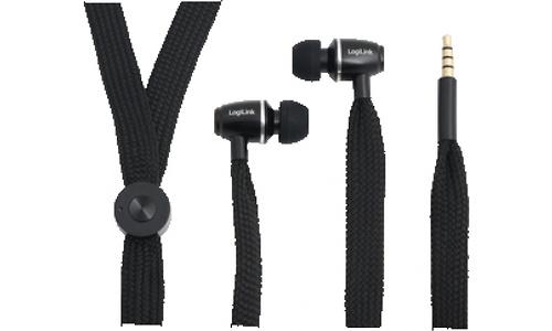 LogiLink HS0025 Black