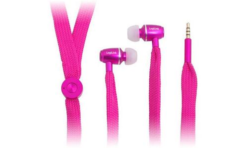 LogiLink HS0026 Pink