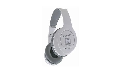 LC Power Headtron White