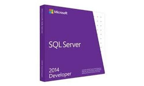 Microsoft SQL Server 2014 Developer Edition EN