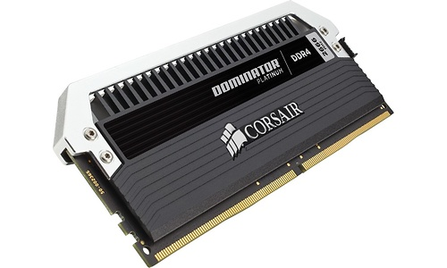 Corsair Dominator Platinum 16GB DDR4-2666 CL15 quad kit