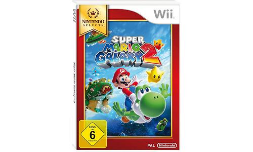 Super Mario Galaxy 2 Selects (Wii) DE