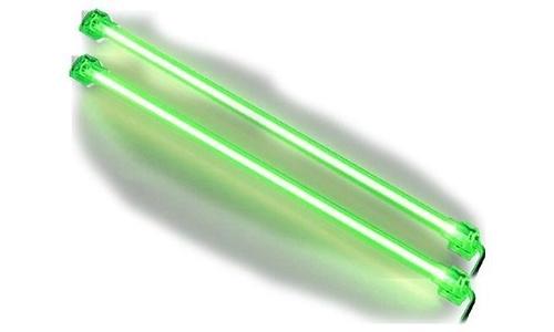 Revoltec Cold Cathode Twin Set Green