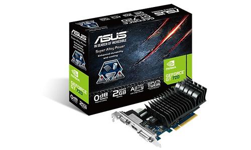 Asus GeForce GT 720 Silent 2GB