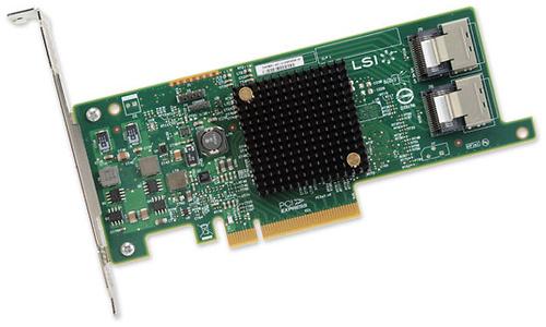 LSI Logic SAS 9207-8i kit