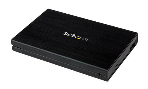 StarTech.com S2510BMU33 Black