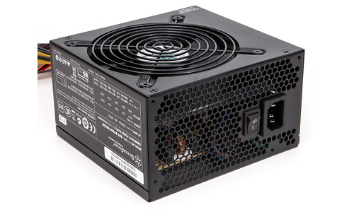 SilverStone Strider Essential 500W Black