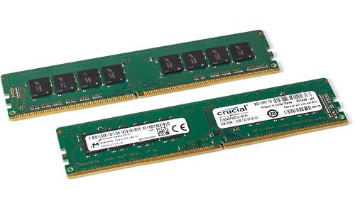 Crucial 16GB DDR4-2133 CL15 kit