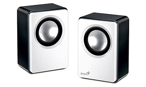 Genius SP-Q120 Black/Silver