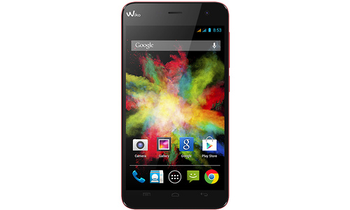 Wiko Bloom Red