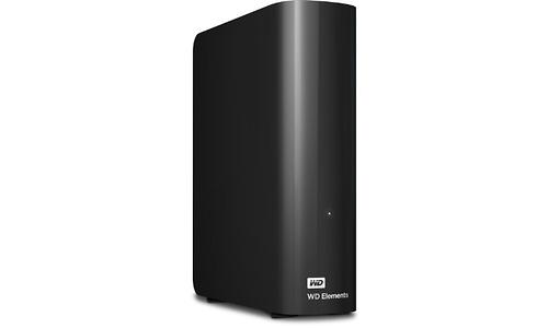 Western Digital Elements Desktop 4TB Black