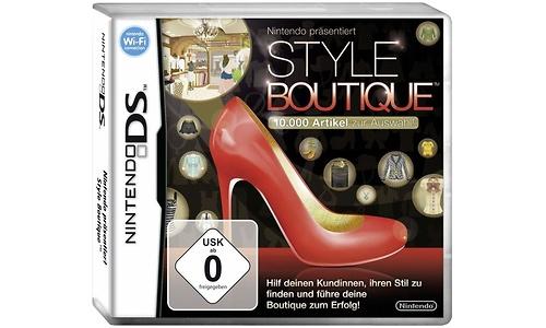 Nintendo Presents: Style Boutique (Nintendo DS)