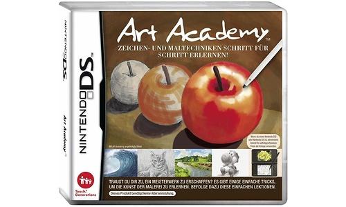 Art Academy: Zeichen- und Maltechniken (Nintendo DS)