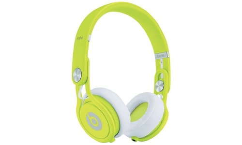 JBL Beats by Dr. Dre Limited Edition Neon Yellow