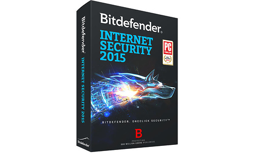 Bitdefender Internet Security 2015 3-user (2-year)