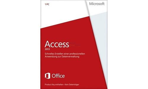Microsoft Access 2013 DE