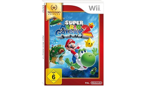 Super Mario Galaxy 2 Selects (Wii)