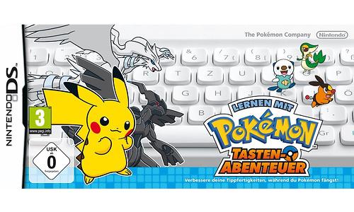Lernen mit Pokémon Tasten Abenteuer (Nintendo DS)