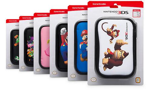 BigBen Mario Bros Pouch (Nintendo DS)