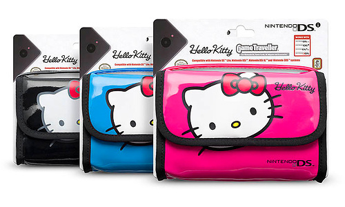 BigBen Hello kitty Pouch (Nintendo 3DS)