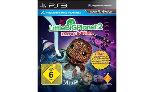 LittleBigPlanet 2 Extras Edition (PlayStation 3)