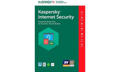 Kaspersky Internet Security 2015 Multi-Device 1-user
