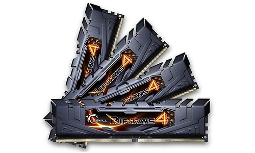 G.Skill Ripjaws IV Black 16GB DDR4-3333 CL16 quad kit