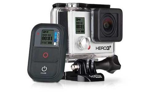 GoPro Hero3+ HD Black Edition Adventure
