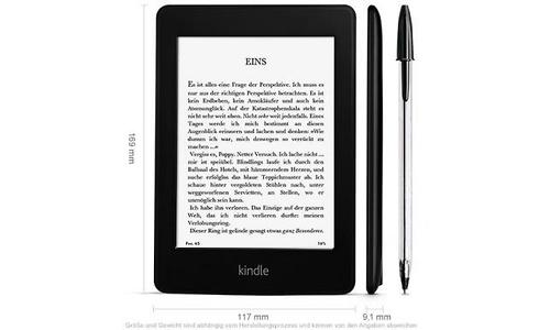 Amazon Kindle Paperwhite 2014