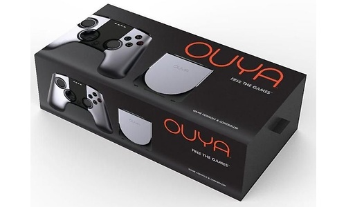 Ouya Android Mini PC + Controller