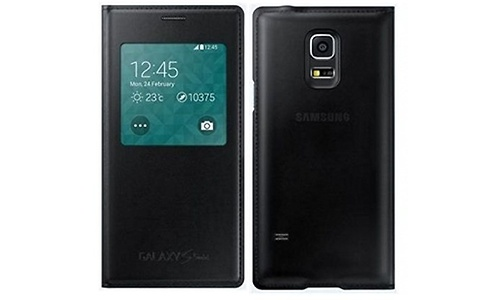 Samsung S-View Cover Black (Galaxy S5 Mini)