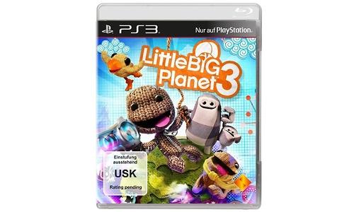 LittleBigPlanet 3 (PlayStation 3)