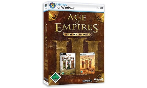 Age of Empires III Gold Edition + Warchief