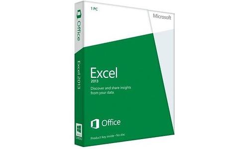 Microsoft Excel 2013 DE (non-commercial)