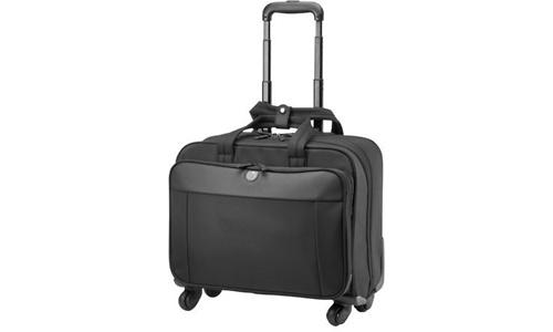 "HP Business 4Wheel Roller Case Black 17.3"""