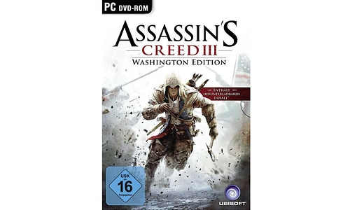 Assassin's Creed 3 Washington Edition (PC)