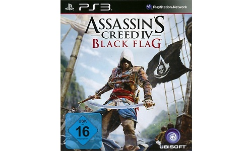 Assassin's Creed 4 (PlayStation 3)